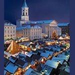 Karlsruhe Germany's Christmas market