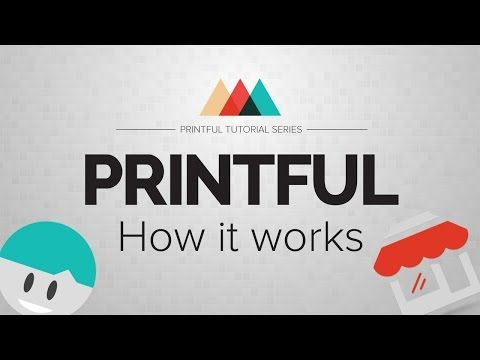 Custom t-shirts, posters, mugs, embroidery, leggings, phone cases and other print products | Printful