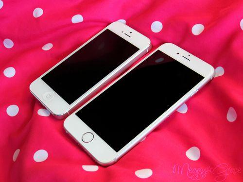 Imagen de iphone, apple, and iphone 6