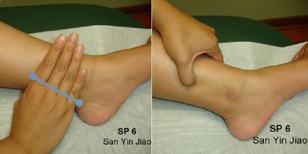 Rub This Point On Your Legs Every Night For Peaceful Sleep! - http://eradaily.com/rub-point-legs-every-night-peaceful-sleep/