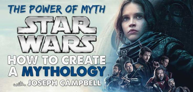 Ever wonder why Star Wars is so popular? The answer is The Power of Myth. George Lucas studied Joseph Campbell's work to make Star Wars.
