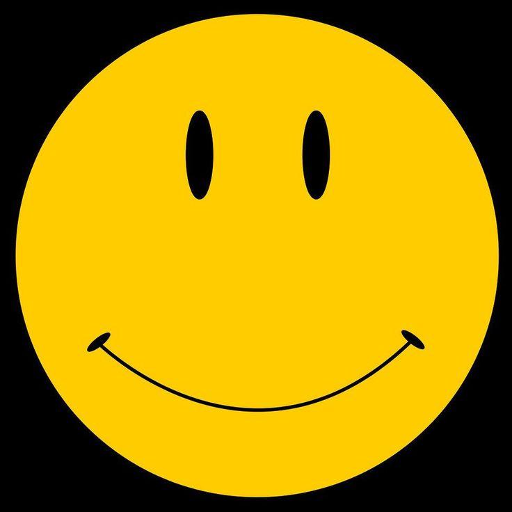 Harvey Ball adalah seorang aktor yang mendesain Yellow smiley face #meja #kursi #lemari #computer #kantor #peralatankantor #mediainovasisemarang