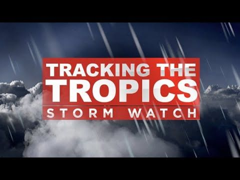 nice Tracking The Tropics 8-22-17 1PM Check more at http://sherwoodparkweather.com/tracking-the-tropics-8-22-17-1pm/