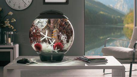 Biorb halo 60 litre in grey new lighting system love Decoration aquarium 60 litres