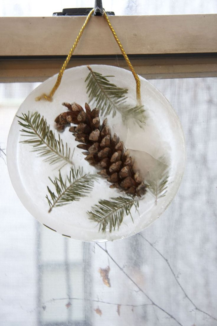 Winter ~ Ice Pictures ~ Tutorial
