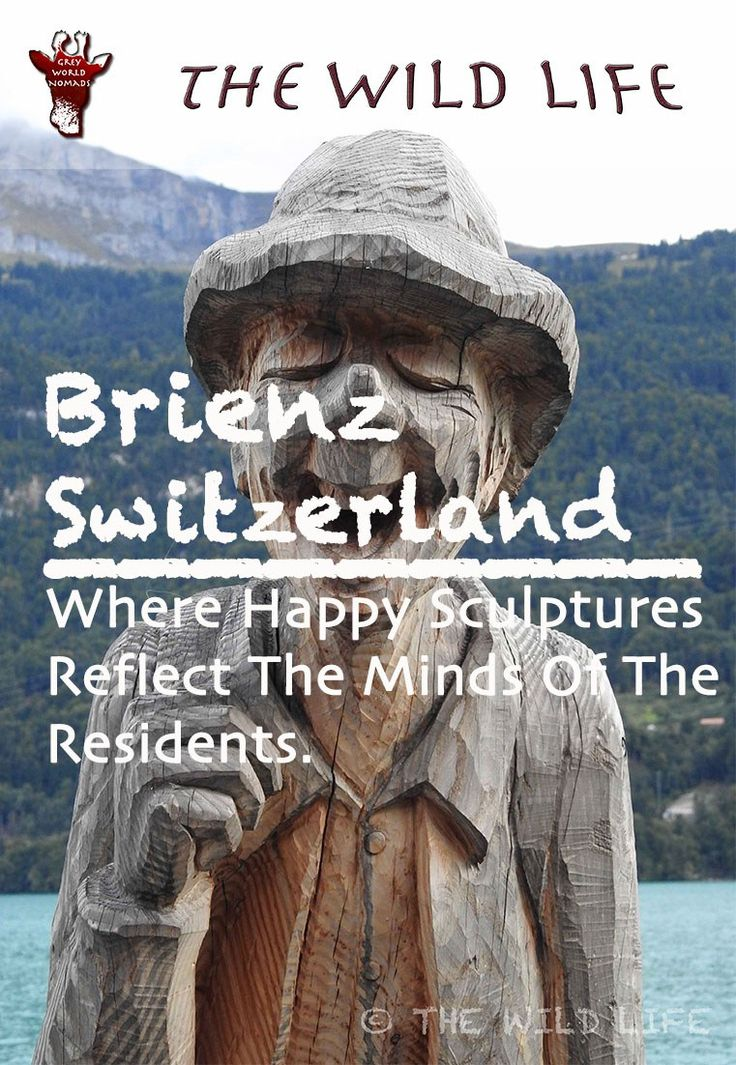 In the middle of the Swiss Alps we found the enchanting town of Brienz at the Lake Brienz. A laid-back place, full of tradition and handcraft reflecting the peaceful surroundings and beauty in the residents creativity. #myswitzerland #switzerland #alps