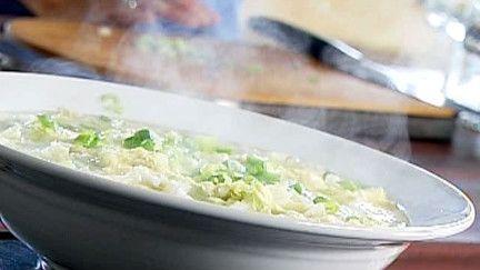 Soupe après la fondue chinoise - Recettes - À la di Stasio