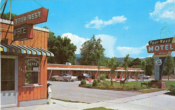 Tour Rest Motel - Nephi, Utah