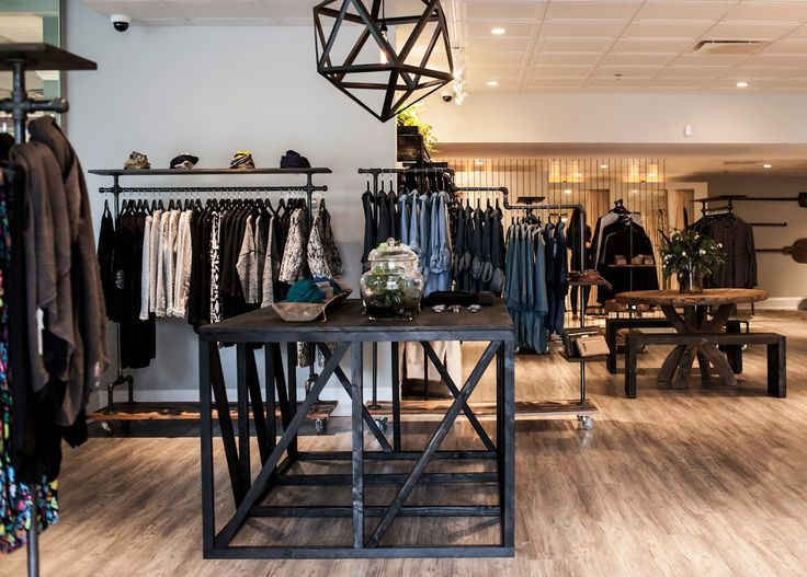 Mens Clothing Store Interior Design Ideas Morton James Boutique