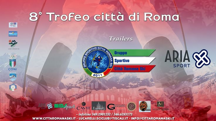 Spot Video 8° Trofeo Città di Roma 2016 By Agora360.it - Dgmvision.it info@agora360.it