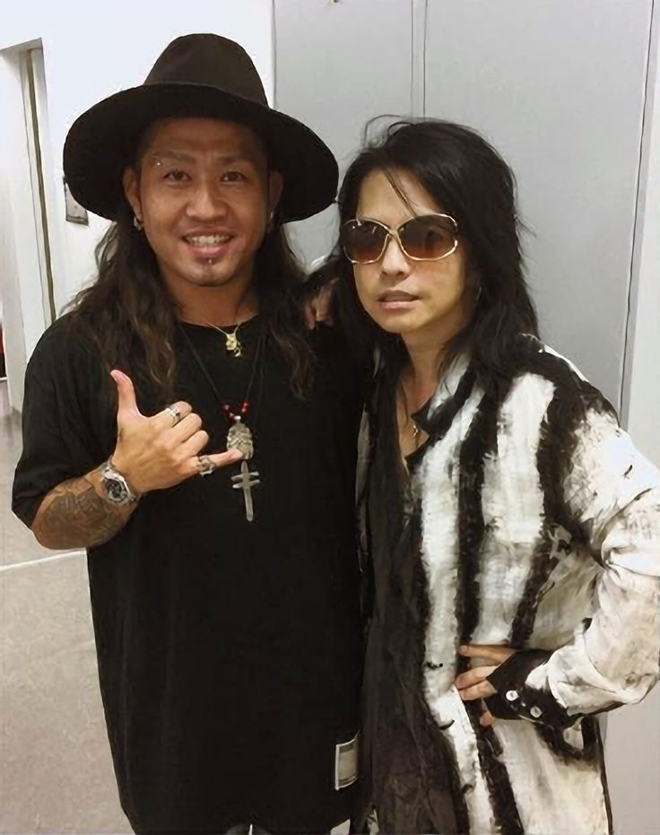 #HYDE & Lyu (Candle artist) #VAMPS #VAMPSLIVE2016 Additional Show -ACOUSTIC DAY- [Sep 20]