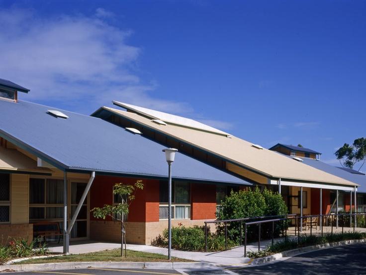 Woodlands Lodge  #architecture #agedcare #design