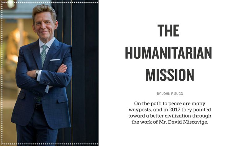 ▓The Humanitarian Mission - The Work of David Miscavige and the Church of Scientology▓    Get the full article on the @freedommag site >> http://qoo.ly/kqwk5    Leadership. It is a powerful word that summarizes a phenomenon of faith. It encompasses trust, defines responsibility, and is built upon goals, the passion of belief, a dedication to the commonweal and a perception of things to come. It is also what has defined the life of the ecclesiastical leader of Scientology, David Miscavige. He…