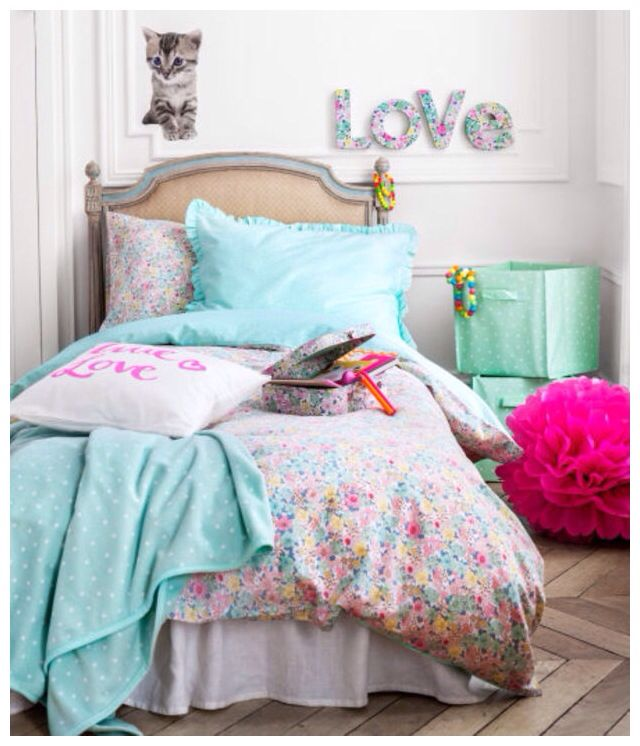1000+ Ideas About Cute Teen Bedrooms On Pinterest