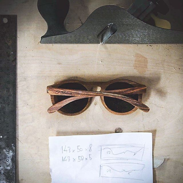 """When we say """"handmade"""", we mean it. 100% handmade wooden sunglasses. Period.  #shadwood #wood #sunglasses #mood #vienna #fashion #glasses #holz #hipster #brille #handmade #motivation #woodwork #eyewear #winter #f4f #giftideas #photography #nature  #pov #goshoot #Sonnenbrille #liveauthentic #moody #pnw #travel #visualcollective #moodygrams #view #geschenkideen"""