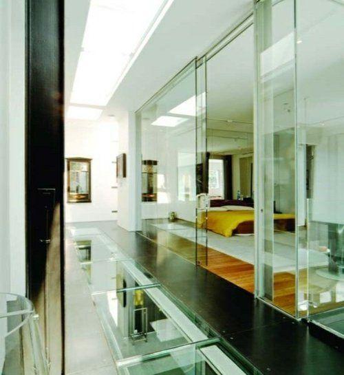 14 best glass floor images on pinterest glass floor for Glass floors in houses