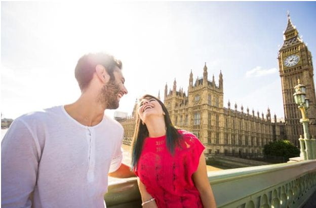This Valentine's don't just say it, express love – take them on a trip – pick a destination in the UK and enjoy the moment.