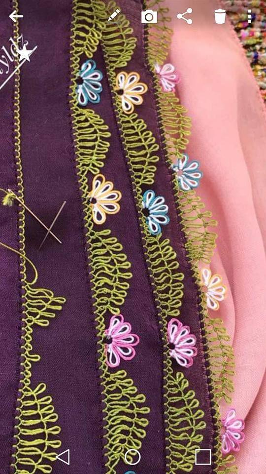 Sevgi Hanımın El Emeği İğne Oyaları - Kadınca Moda - Kadınca Moda