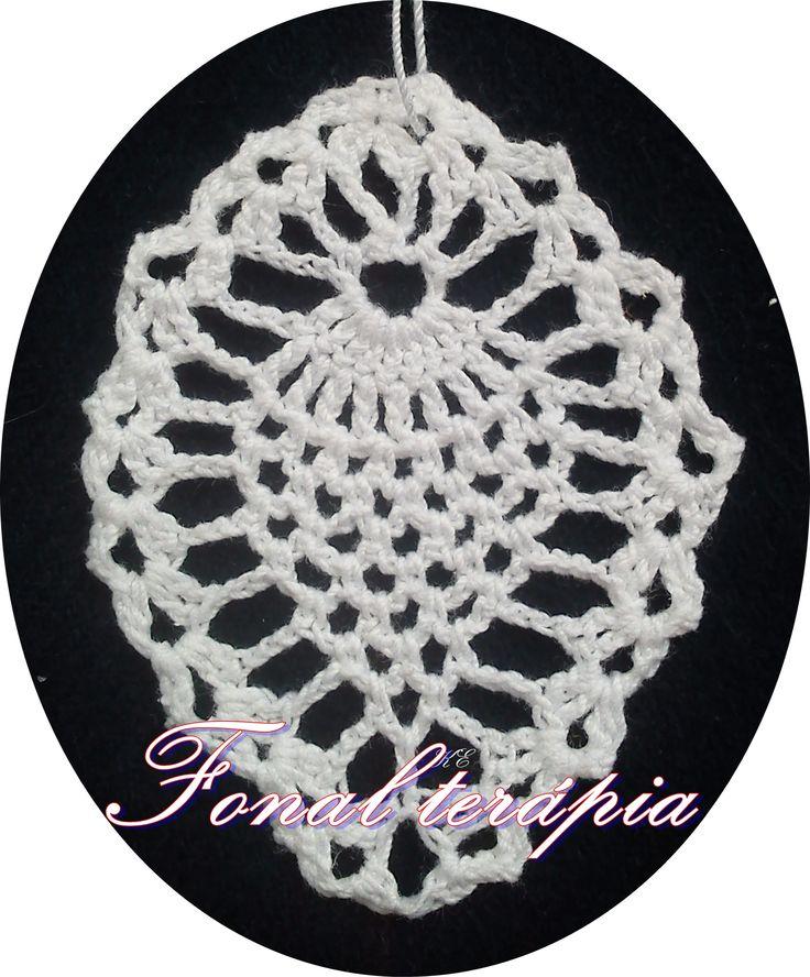 fehér#horgolt#eperminta