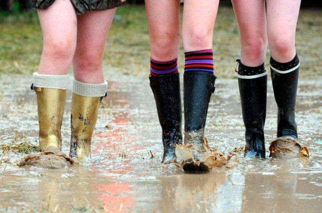 Glastonbury 2014: Your Last Minute Packing Checklist | Marie Claire