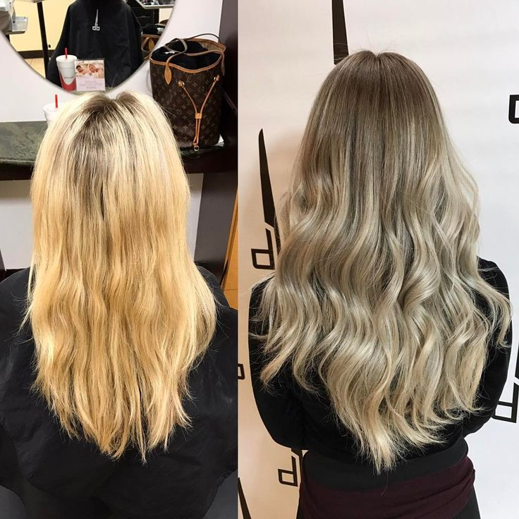 Balayage Over Highlighted Hair Find Your Perfect Hair Style