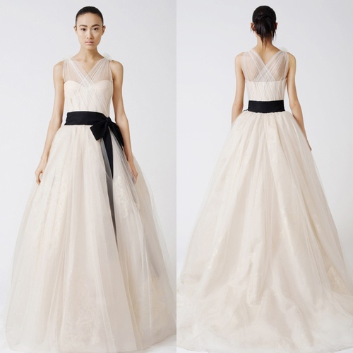17 best images about bridal on pinterest vera wang for Vera wang rental wedding dresses