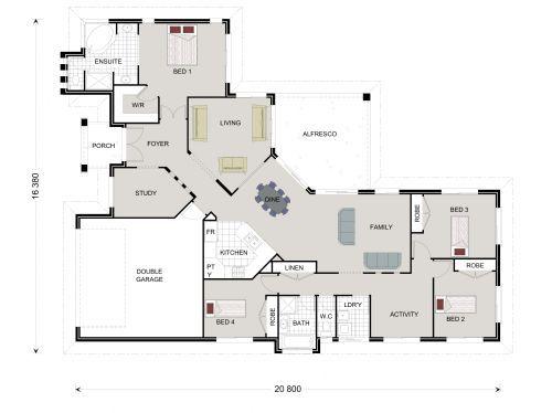 Merinda 246 | GJ Gardner Homes Queensland