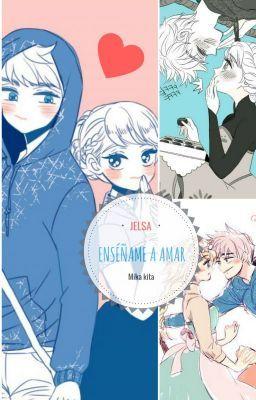 """#wattpad #romance Elsa es una chica de 16 años,  ella cerro su corazón junto con sus sentimientos. Ella es llamada en la escuela """"La  chica  robot"""". Jack un chico atlético y popular siempre animado por sus amigos.  Que sucederá si estas dos personalidades súper diferentes se encuentren??? *****-*--******--*---*..."""