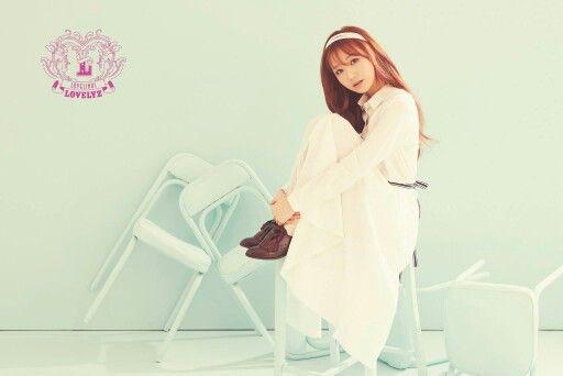 Soojung teaser #Lovelyz #Lovelinus
