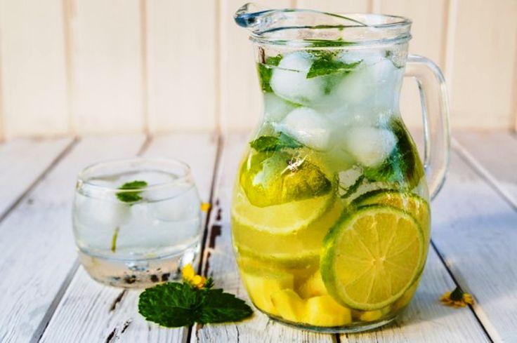 Δροσερό ποτό για να χάσετε κιλά Μια συνταγή που θα αναζωογονήσει  το σώμα σας!
