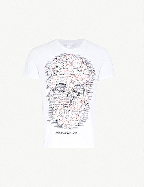 81b0e844844 T-Shirts - Tops & t-shirts - Clothing - Mens - Selfridges | Shop Online