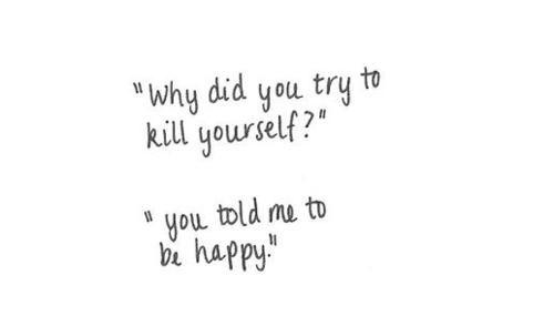 depression suicide quotes tumblr - photo #30