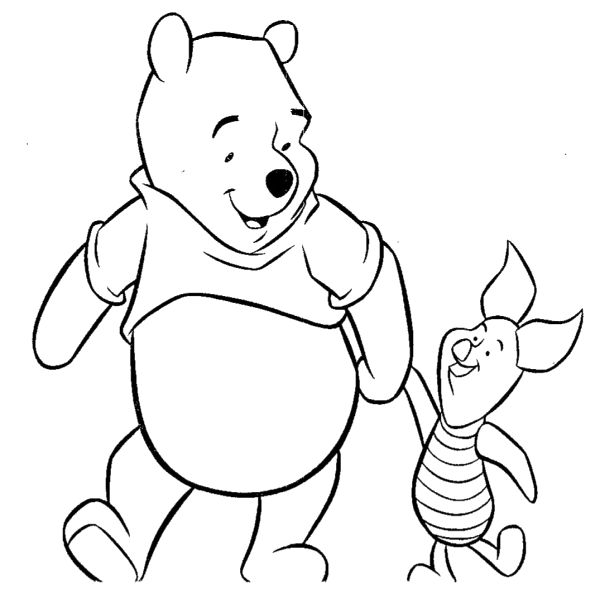87 Winnie The Pooh Coloring Book Pdf