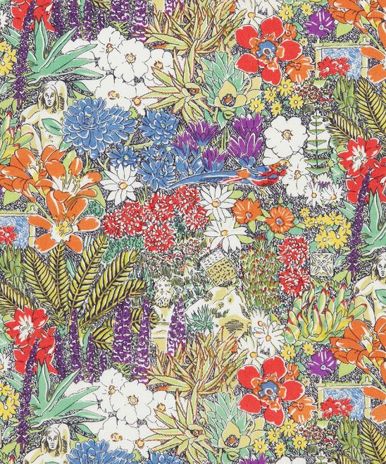 Liberty of London: The Flower Show via True Up