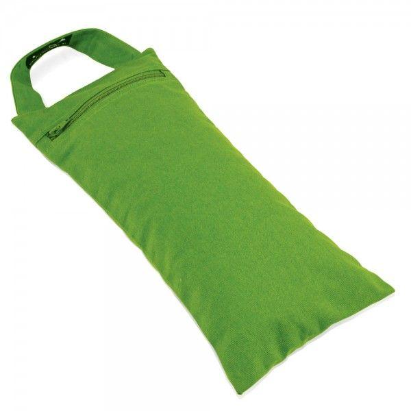 Yoga Sandbag in Forest Green