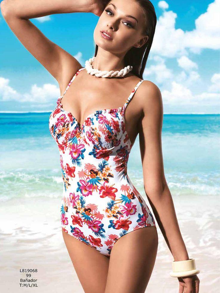 #bañador #bañadorflores #onepieceswimsuit
