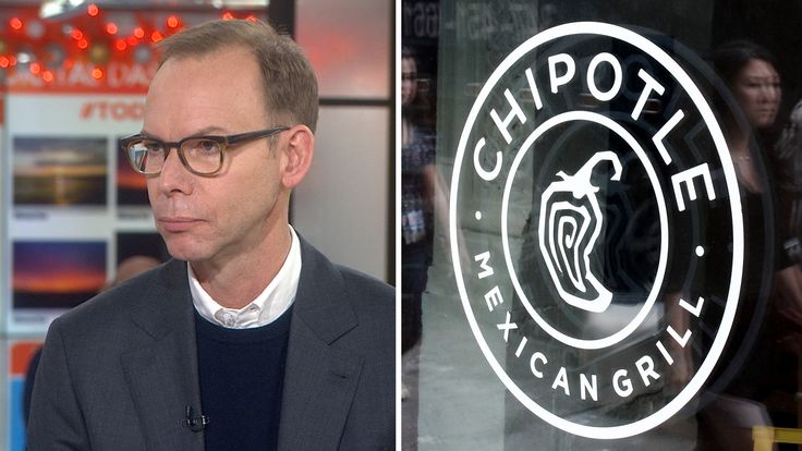 Chipotle CEO after health scares: 'This will be the safest place to eat'