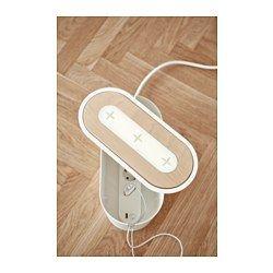 ROMMA Boîte gestion des câbles/couvercle, blanc - blanc - IKEA