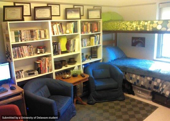 Rwu Library Room