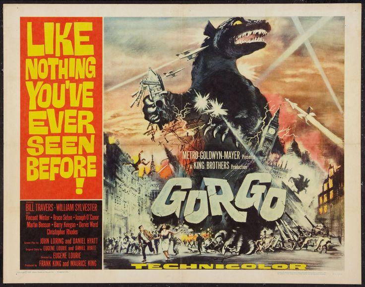 Gorgo est un film britannique réalisé par Eugène Lourié, sorti en 1961.