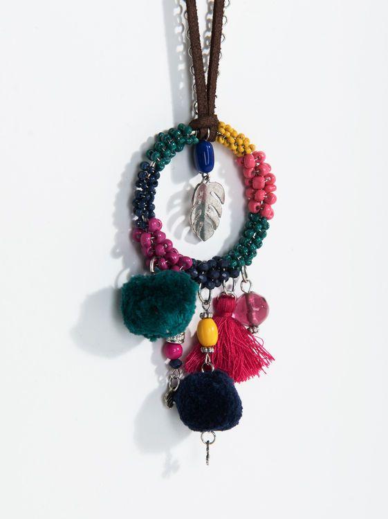 cd5fb74121ef Parfois collares Hoy te hablaremos de la nueva colección de collares  Parfois. Seguramente ya conoces esta marca y alguna vez habrás visitado sus  tiendas.