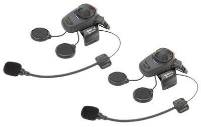Sena SMHD-01 Low-Profile Motorcycle Headset/Intercom-Dual