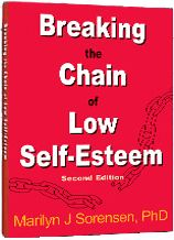 Breaking the chain. Click to read about the effects of low self esteem.