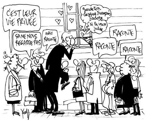 Blog de Jean Quatremer : Hollande/Gayet : de la vie privée, du corps du chef de l'État, des médias et autres considérations