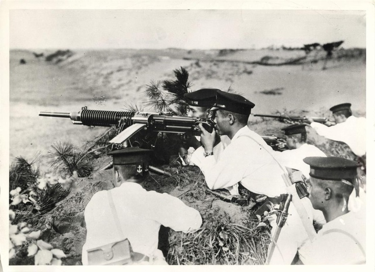 Japanese Machine Gun Wwii – HD Wallpapers