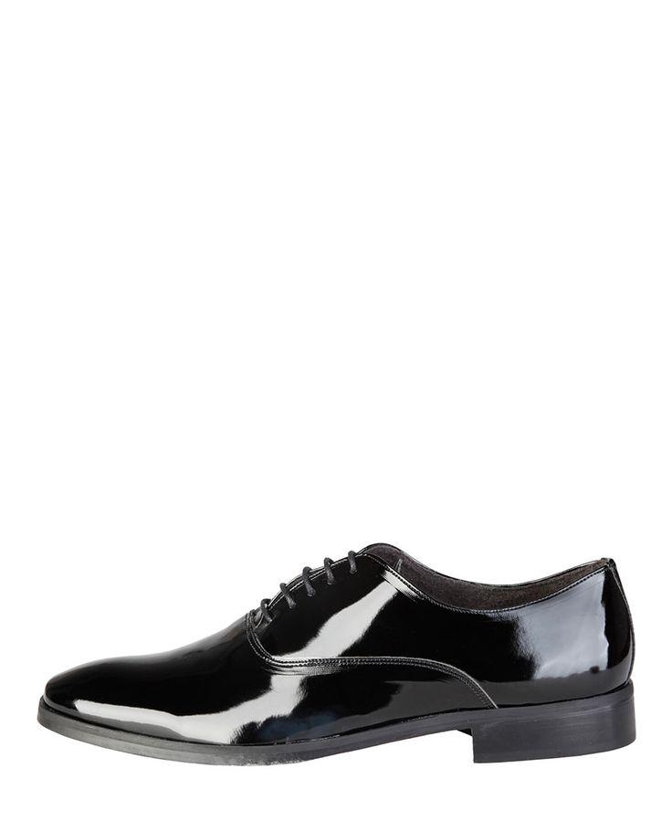 Versace 1969 abbigliamento sportivo srl milano italia - scarpa allacciata uomo - 100% made in italy - collezione autunno - Stringata uomo  Nero