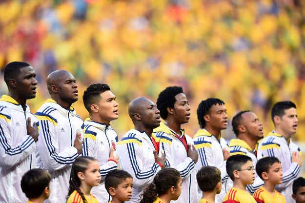 Dear Colombia, | An Open Letter To The Colombian Team