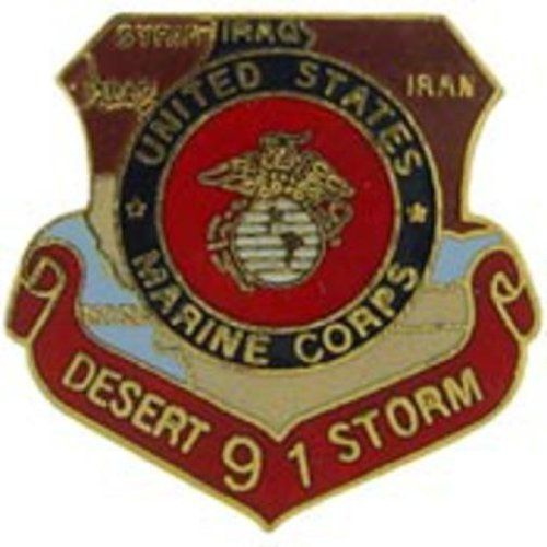 "U.S.M.C. Desert Storm Map Pin 1"" by FindingKing. $8.99. This is a new U.S.M.C. Desert Storm Map Pin 1"""