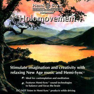 Soutěž o relaxační CD Holomovement
