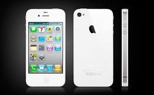Apple iPhone 4 8GB Verizon - Fair Condition Cracked - Clean With Cord